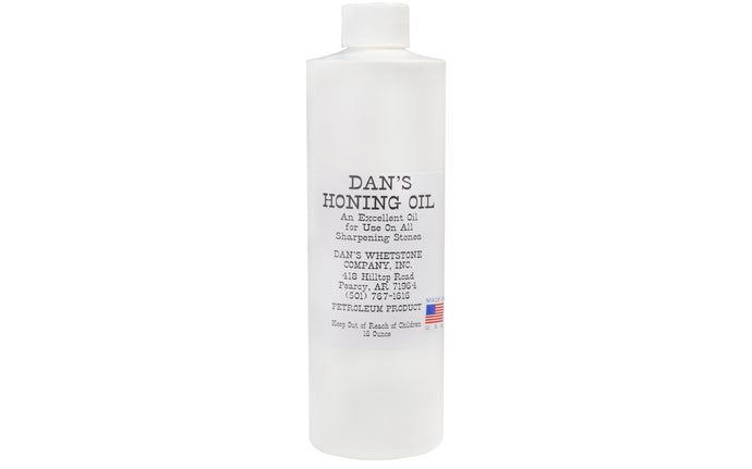 Dan's Honing Oil ~ 16 oz