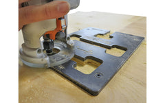 FastCap FlipBolt Jig - Countertop Connector Jig For Router - Model No. FlipBolt Jig