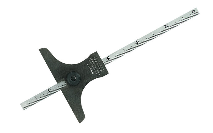 General Tools Depth & Angle Gauge - Model No. 444