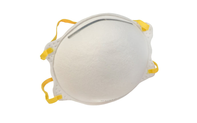 Vader Particulate Respirator Dust Mask N95 - Smoke Mask - Smoke Fire Mask - N95 Rating  -  NIOSH approved -  Super comfortable soft material - Inside foam padding for comfort