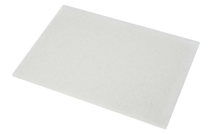 Norton Bear-Tex Light Duty Pad, White 6