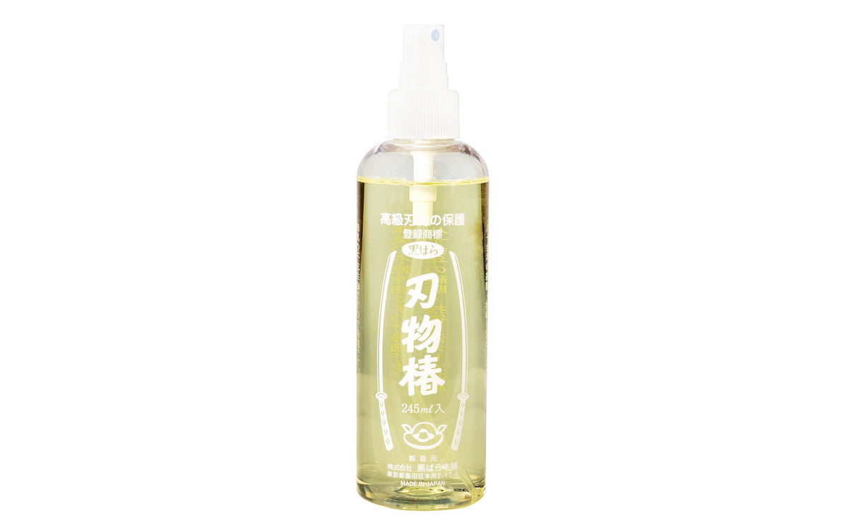 Camellia Oil with Spray Button ~ 8 oz