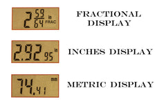 "6"" Digital Caliper ~ Display"