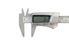 "6"" Digital Caliper ~ Display Closeup"