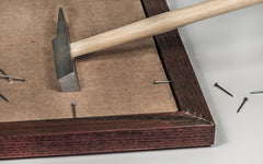 C.S. Osborne Picture Framing/Glazier's Hammer No. 1066-B ~ Made in the USA