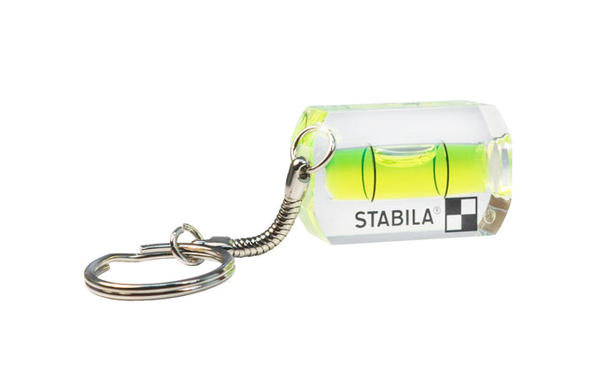 Stabila Mini Level Keychain ~ Model No. 76370