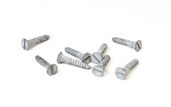 "Stanley Galvanized 6"" Hinge Hasp ~ Galvanized Screws Included"