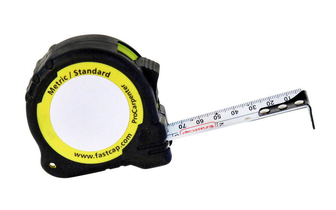 FastCap ProCarpenter Metric / Standard Tape Measure - Model No. PMS-12 ~ Model No. PMS-16 ~ Model No. PMS-25 - 12', 16', & 25' tape lengths