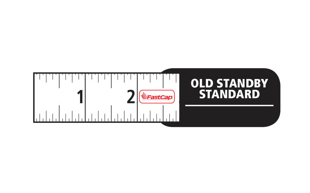 FastCap ProCarpenter Old Standby Tape Measure - Model No. PS-16 ~ PS-25 ~ PS-30 ~ 16' Length ~ 25' Length ~ 30' Length