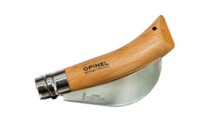 Opinel Stainless Steel No. 10 Pruning Knife ~ Folded Position & Locked
