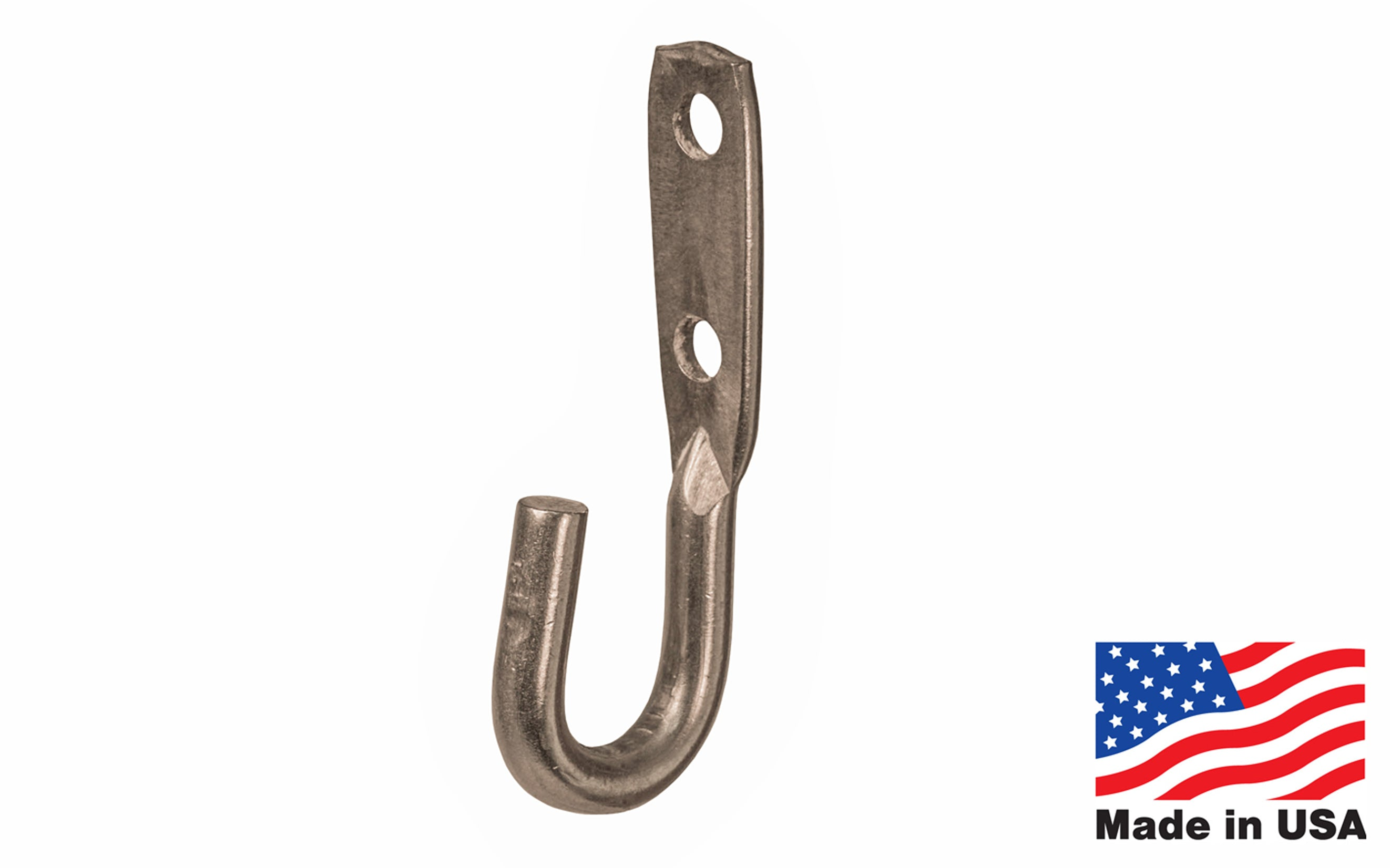 Stainless Steel Hook Pad / Hook Cleat - Made in USA