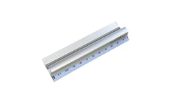 "FastCap SafeCut Ruler - 12"" Long ~ Made in USA"