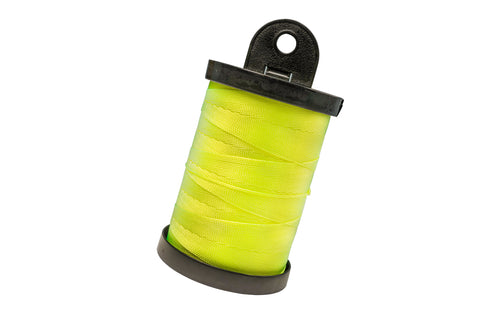 Tajima 'Jet Line' Layout String Line ~ Fluorescent Yellow