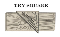 "Swanson 7"" Speed Square ~ Use As A Try Square"