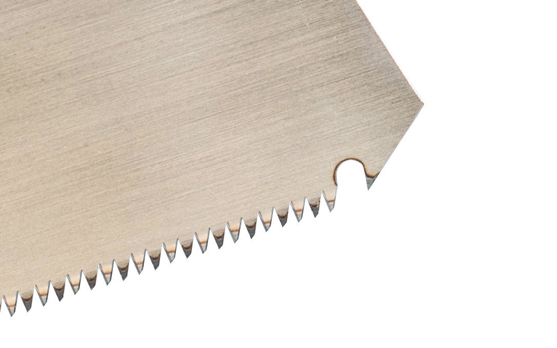 Japanese Kitsutsuki Dovetail Z-Saw with Starter Beak 240 mm