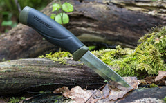Mora Carbon Steel Knife ~ Outdoor Companion