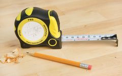 FastCap Auto-Lock Tape Measure ~ 16'  Metric / Standard - Model No. PMS-16 AUTO