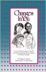 Book cover or image of Changes in You for Girls, Catalog Number 7900.