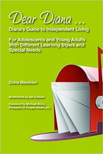 Book cover or image of Dear Diana... Diana's Guide to Independent Living, Catalog Number 28616.
