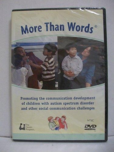 Book cover or image of More Than Words (DVD), Catalog Number 25005.