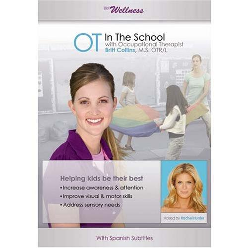 OT in the School DVD [English - Spanish]-Britt Collins-Special Needs Project