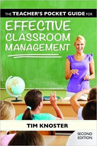 The Teacher's Pocket Guide for Effective Classroom Management. Second edition-Timothy P. Knoster-Special Needs Project