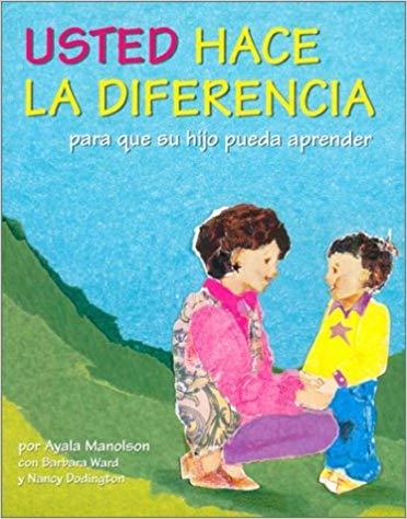 Book cover or image of Usted hace la diferencia (guia), Catalog Number 10991.