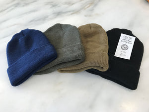 100% Wool Watch Cap - Great Alaska Glove Company