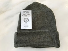 Load image into Gallery viewer, 100% Wool Watch Cap - Great Alaska Glove Company