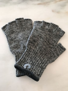 Ragg Wool Fingerless Glove - Great Alaska Glove Company