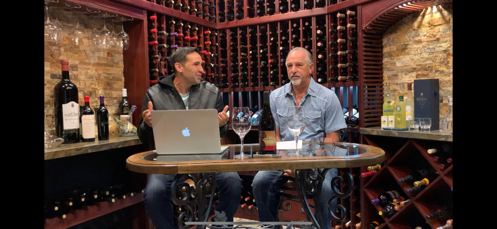 Should I own a winery? Episode #2 - Guest speaker Mike Castelli