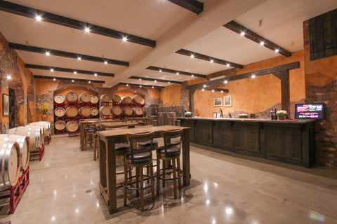 Cellar and Tasting room Castelli Family Vineyards 1