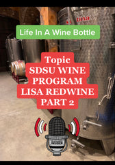 SDSU wine program - wine tasting san diego