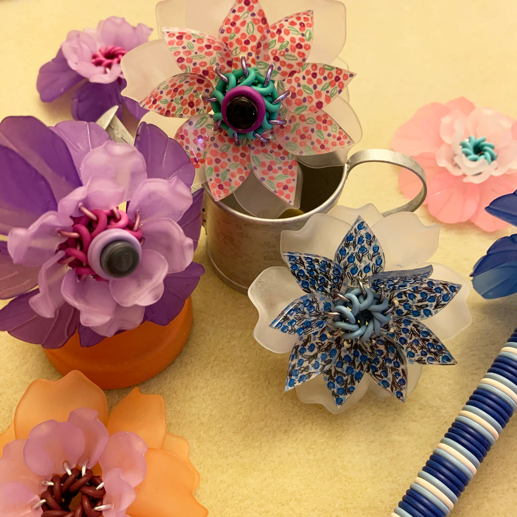 How to make Flower Pens