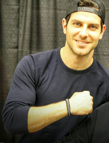 "David Giuntoli from the hit TV series ""Grimm"" & ""A Million Little Things"""