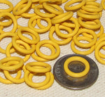 10.1mm Orings for Industrial, Crafts and Jewelry Making - choose color & quantity