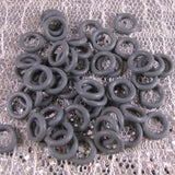 10mm Orings for Industrial, Crafts and Jewelry Making - choose color & quantity
