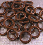 15mm Orings for Industrial, Crafts and Jewelry Making - choose color & quantity