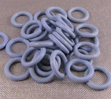 15mm Rubber Orings - select color & bag size