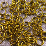 "20g 5/32"" AA Jump Rings- choose color & quantity"