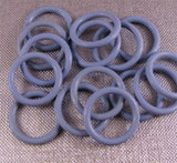 20mm Rubber Orings for Industrial, Crafts & Jewelry Making-choose color