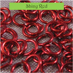 "18g 5/32"" Jump Rings (SWG) - Choose color & quantity"
