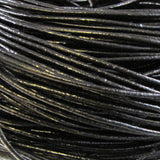 Round Leather Cord 2mm