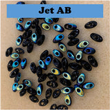 Long Magatama Beads