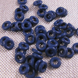 5mm Orings for Industrial, Crafts and Jewelry Making - choose color & quantity