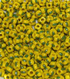 Striped Seed Beads Sizes 10/0 & 11/0