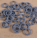 7.4mm Orings for Industrial, Crafts and Jewelry Making - choose color & quantity