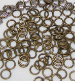 "19g 3/16"" Jump Rings - Brass"