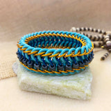 Alligator Back Beaded Stretch Bracelet Kit & Video Class