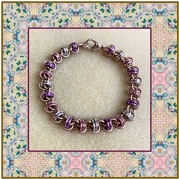 Barrel Weave Bracelet Kit with Free Video